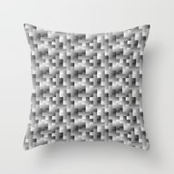 Throw Pillow featuring The Interference by Michael Perridge