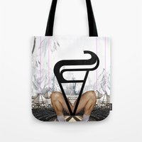 Show up late / leave early syndrome Tote Bag