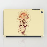 Rose a la Mode iPad Case