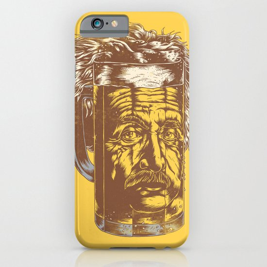Ein Stein iPhone & iPod Case
