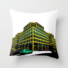 Berlin City Throw Pillow