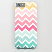 Candy Chevron iPhone 6 Slim Case