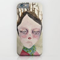 iPhone & iPod Case featuring Winter Cold by Jamie Gee
