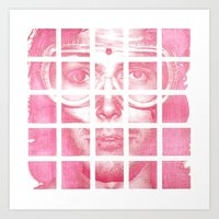 Ac.2 As.17 An.2 Cl.2 Kh.… Art Print