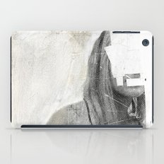 Faceless | number 03 iPad Case