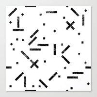 My Favorite Pattern 13 Canvas Print