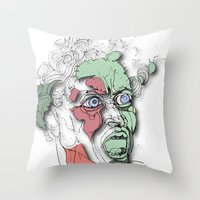Michelagnolo Throw Pillow