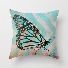 Evolve Throw Pillow
