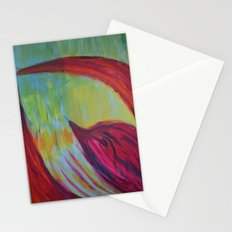 The Bird. Stationery Cards