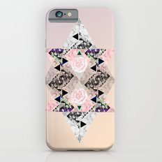 Queen of diamonds iPhone 6 Slim Case