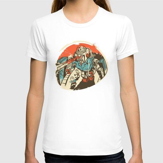 Mechanical Mayhem T-shirt