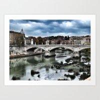 Roma II Art Print