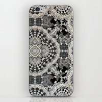 Old Lace iPhone & iPod Skin