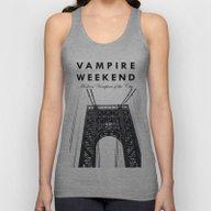 Vampire Weekend / George… Unisex Tank Top