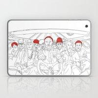The life aquatic Laptop & iPad Skin