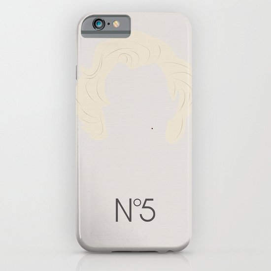 CHANEL No5 iPhone & iPod Case