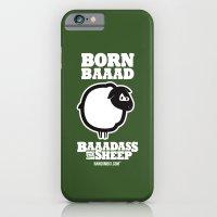 Baaadass the Sheep: Born Baaad iPhone 6 Slim Case