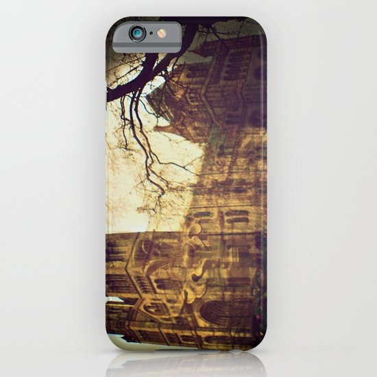 Museum Eyes iPhone & iPod Case