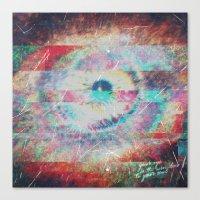 Soul Eye Canvas Print