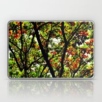 Leaves and Branches 2 Laptop & iPad Skin