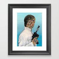 Rebel Scum - 03 Framed Art Print