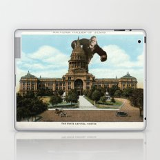 The King of Austin Laptop & iPad Skin