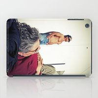 Soaking In The Sun iPad Case