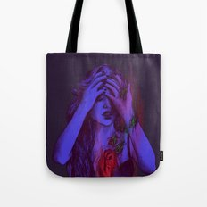 THE HEART SCARAB Tote Bag