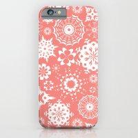 iPhone & iPod Case featuring Dia en rosa by La Señora