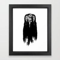 Tri-Disaster Framed Art Print