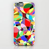 iPhone & iPod Case featuring Love Doodles by DeMoose_Art