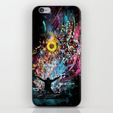 soul dj iPhone & iPod Skin