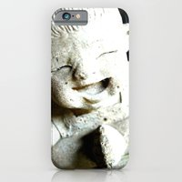 iPhone & iPod Case featuring LET SMILE  by Ylak