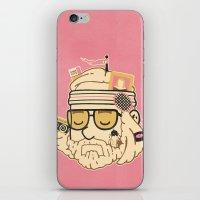 The Baumer iPhone & iPod Skin