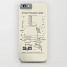 Entertainment System (light) Slim Case iPhone 6s