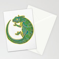 Quirky Chameleon Stationery Cards