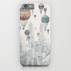 Voyages Over New York iPhone 6 Slim Case