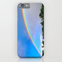 Rainbow's End iPhone 6 Slim Case