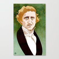 Young Frankenstein Canvas Print
