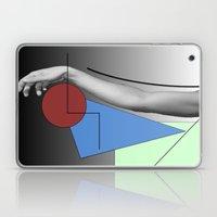 Arm-ed Laptop & iPad Skin