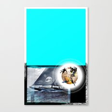 ROUGHKut#12152015 Canvas Print