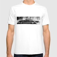 1964 Buick LeSabre Mens Fitted Tee White SMALL