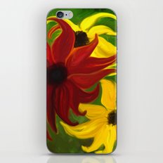 Sunflower Tango iPhone & iPod Skin