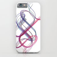 iPhone & iPod Case featuring spiral by Sproot