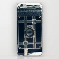 Antique Cameras iPhone & iPod Skin