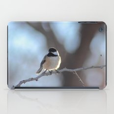 Chickadee Sunshine iPad Case