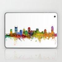 Nashville Tennessee Skyline Laptop & iPad Skin