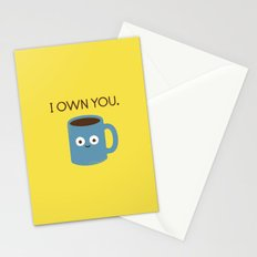 Coffee Talk Stationery Cards