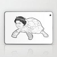 Queen Tortoise Laptop & iPad Skin