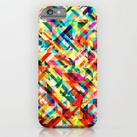 Summertime Geometric iPhone 6 Slim Case
